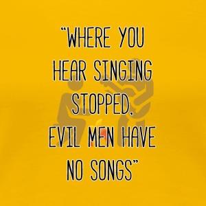 böse menschen haben keine lieder