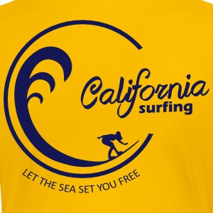 California Surfing 03 - Women's Premium T-Shirt