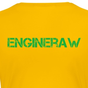 Engineraw - T-shirt Premium Femme