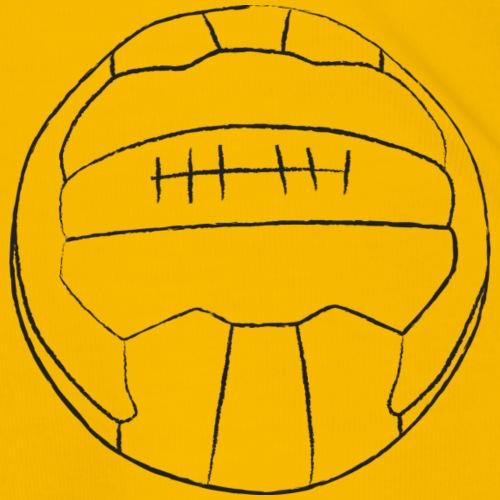 Retro Fußball - Frauen Premium T-Shirt