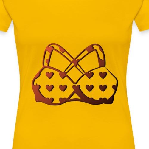 bra - Women's Premium T-Shirt