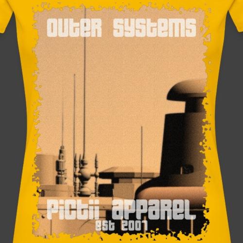 OS-3A - Frauen Premium T-Shirt