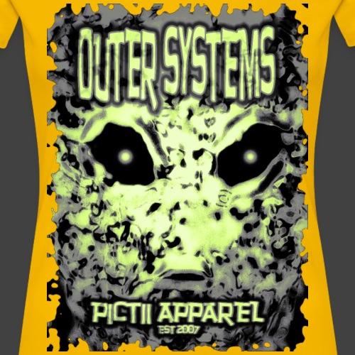 OS - 4D - Frauen Premium T-Shirt