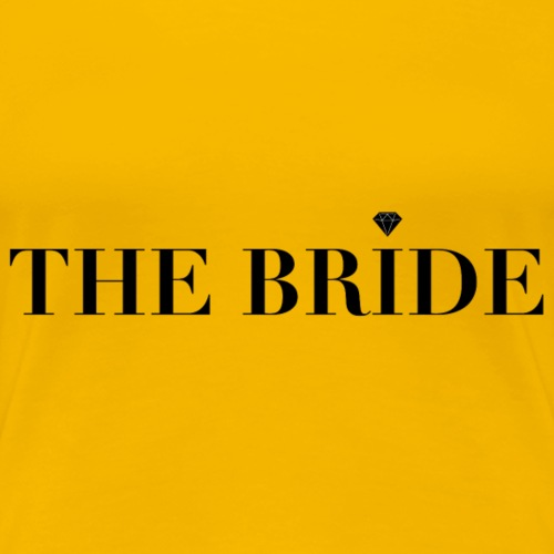 The Bride | Animal Fashion - Frauen Premium T-Shirt