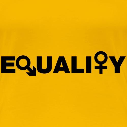 typography 2730340 - Frauen Premium T-Shirt