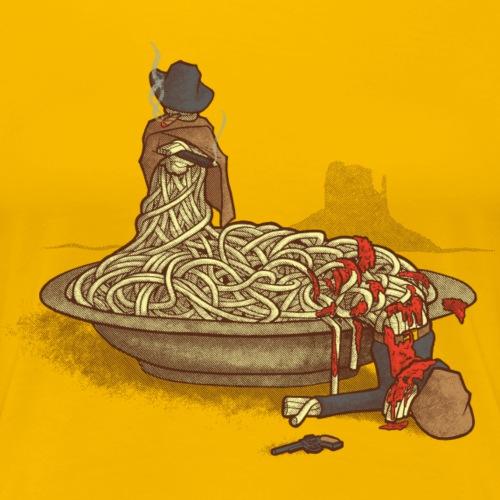 Spaghetti Western - Frauen Premium T-Shirt