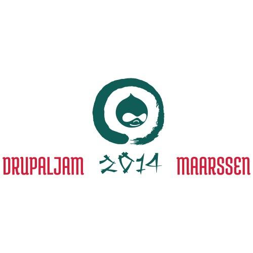 Drupaljam 2014 - Vrouwen Premium T-shirt