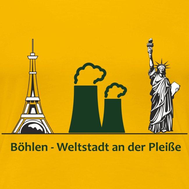 Weltstadt Böhlen