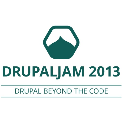 Drupaljam 2013 - Vrouwen Premium T-shirt