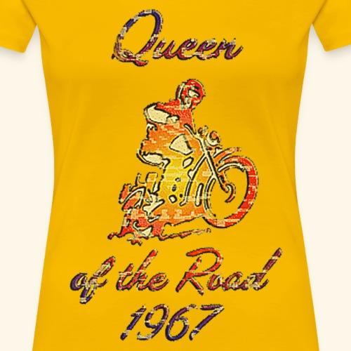 Queen of the Road 1967 Tagesanbruch - Frauen Premium T-Shirt