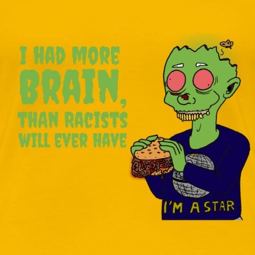 Had Brain - Women's Premium T-Shirt