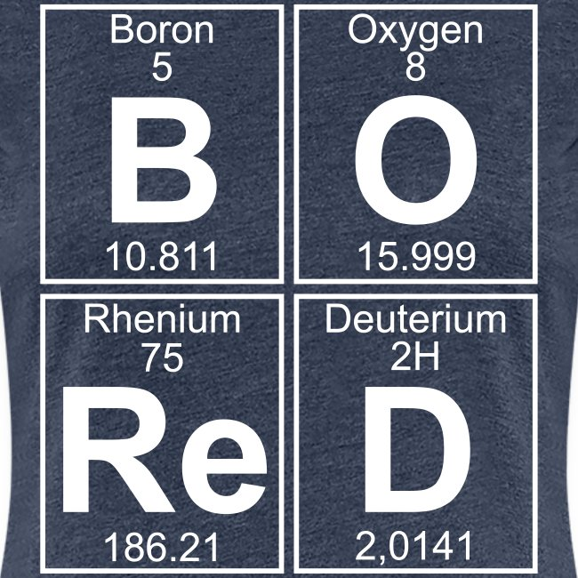B-O-Re-D (bored)