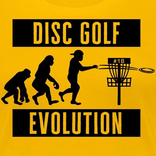 Disc golf - Evolution - Black