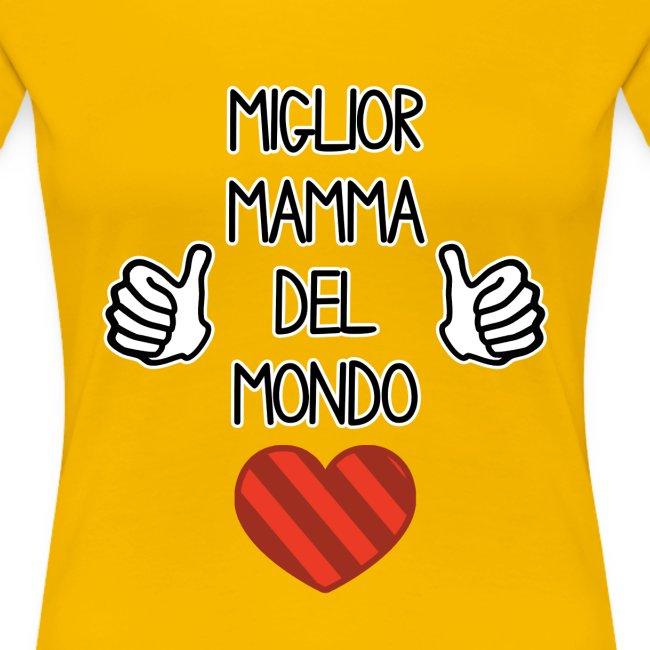 Mamma - Migliore mamma del mondo