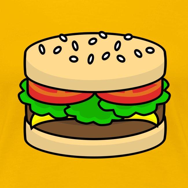 Food: Hamburger