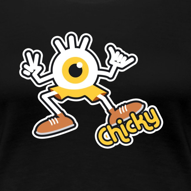Chicky Full (Color)