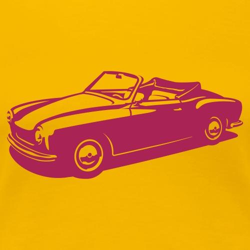 OldtimerCabrio 14 (1c) - Women's Premium T-Shirt