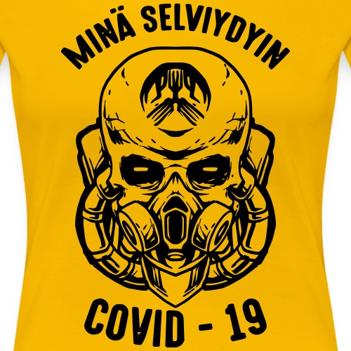 COVID-19, minä selviydyin