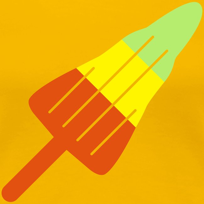 ZOOM ROCKET LOLLY choose your own flavours!