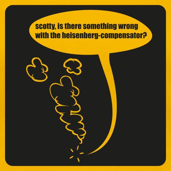 Heisenberg Compensator