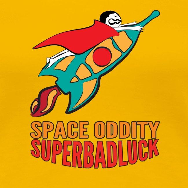 superbadluck- SPACEODDITY