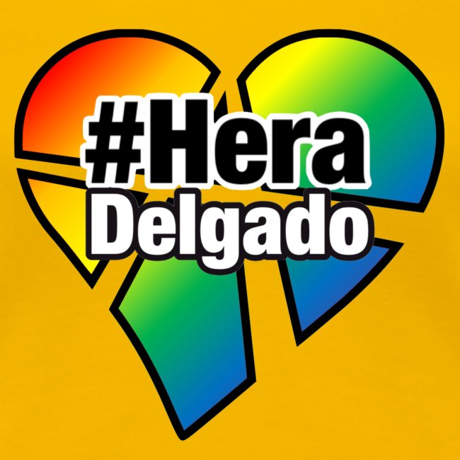 #HeraDelgado