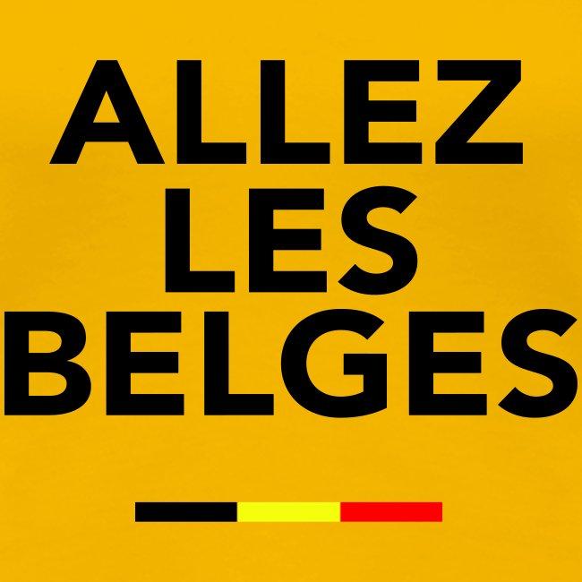 allez les Belges!