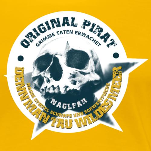 Naglfar 3 - Frauen Premium T-Shirt