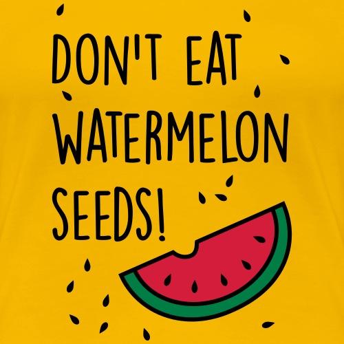 watermelon - Vrouwen Premium T-shirt