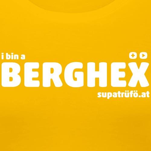 supatrüfö BERGHEX - Frauen Premium T-Shirt