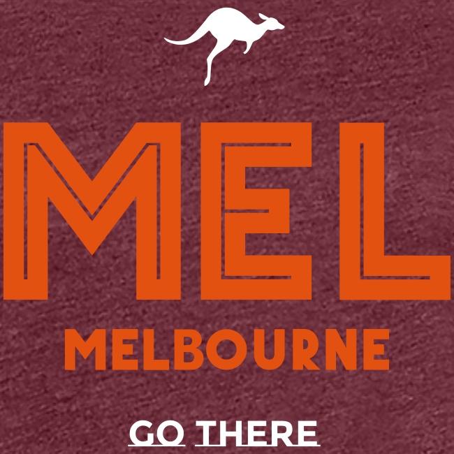 MELBOURNE! VAI LI!
