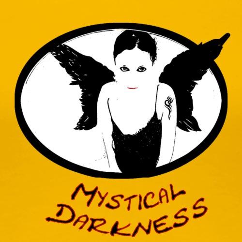 mystical darkness - Frauen Premium T-Shirt