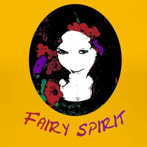 fairy spirit - Frauen Premium T-Shirt