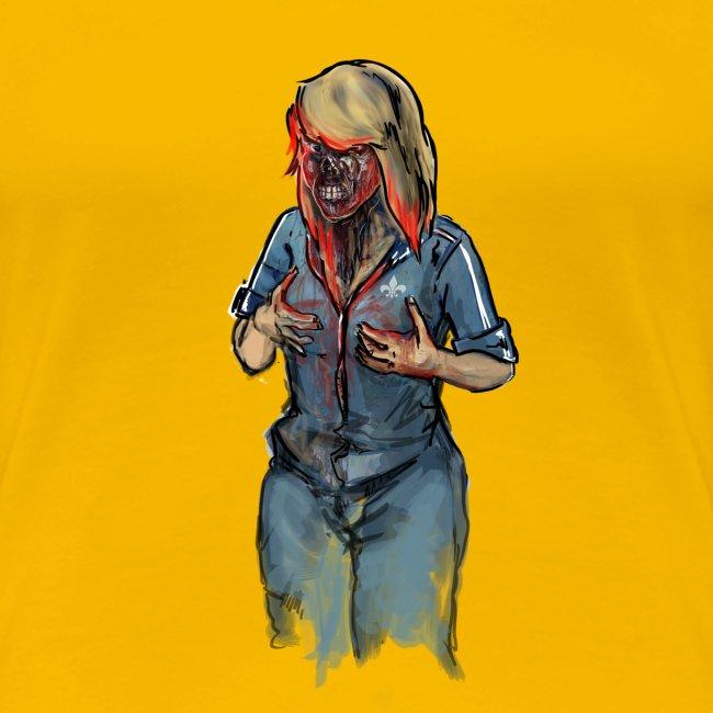 Zombie Mocking
