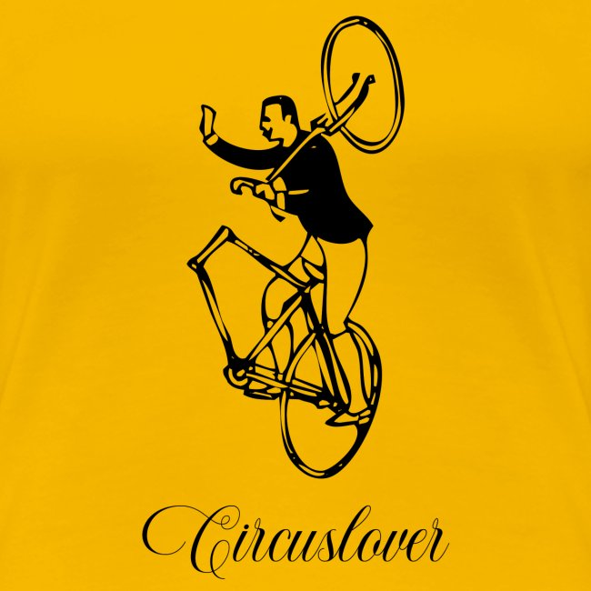 Circuslover - Vintage Acro Bicycle