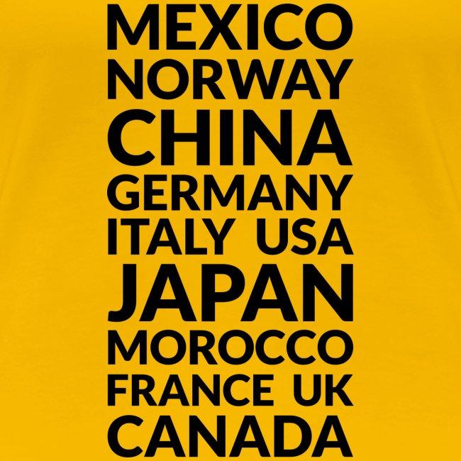 World Showcase countries (dark)