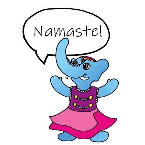Namaste - Frauen Premium T-Shirt