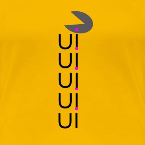uiuiui man 71 - Women's Premium T-Shirt
