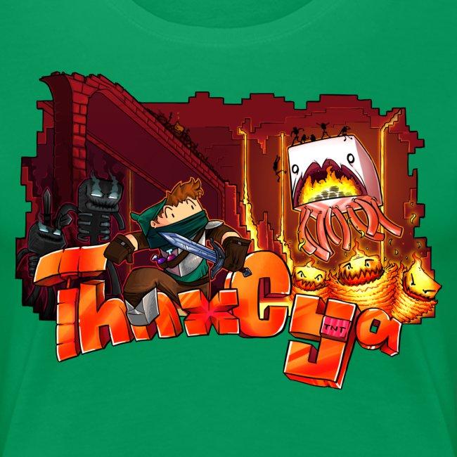 ThnxCya tshirt nether design by Jonas Nacef png