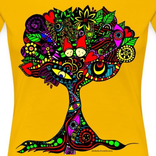ZauberBaum - Frauen Premium T-Shirt