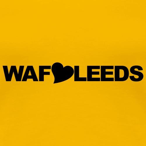 WAFLLEEDS - Women's Premium T-Shirt