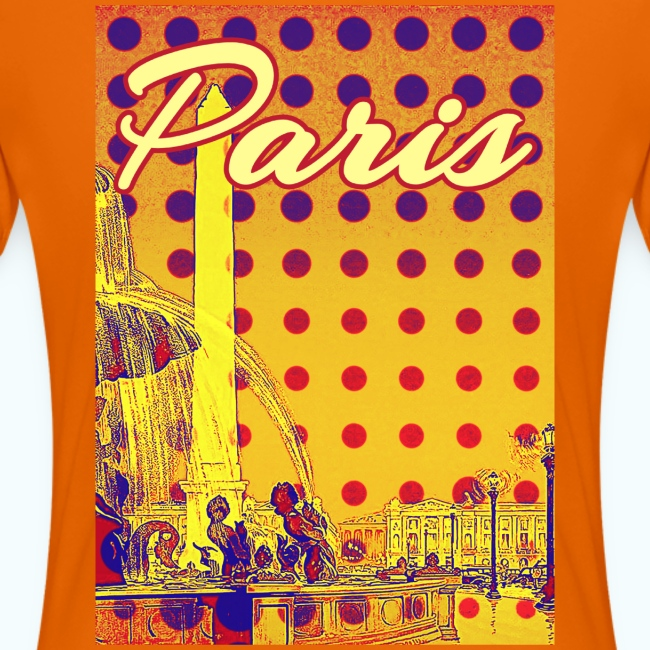 Paris Vintage Reise Poster
