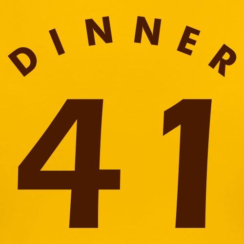 Dinner fo u r One - Frauen Premium T-Shirt