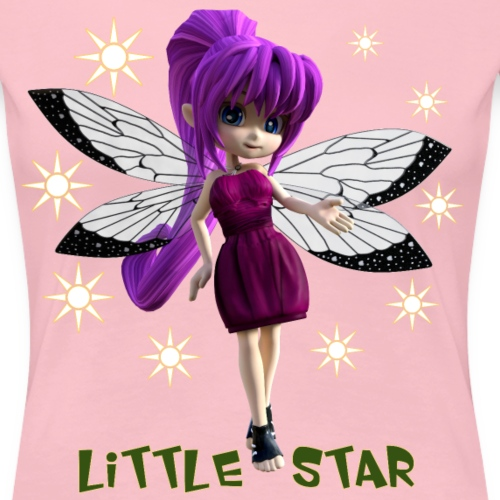 Little Star - Fairy - Frauen Premium T-Shirt