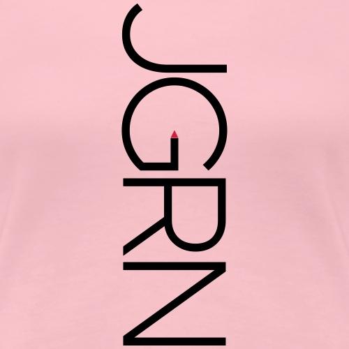 JGRN Shirt mit Leuchtabsehen 1 - Frauen Premium T-Shirt