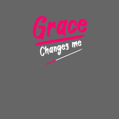Grace Changes me - Frauen Premium T-Shirt