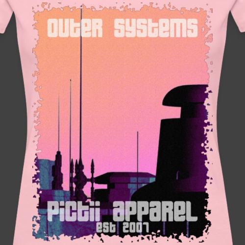 OS-3B - Frauen Premium T-Shirt