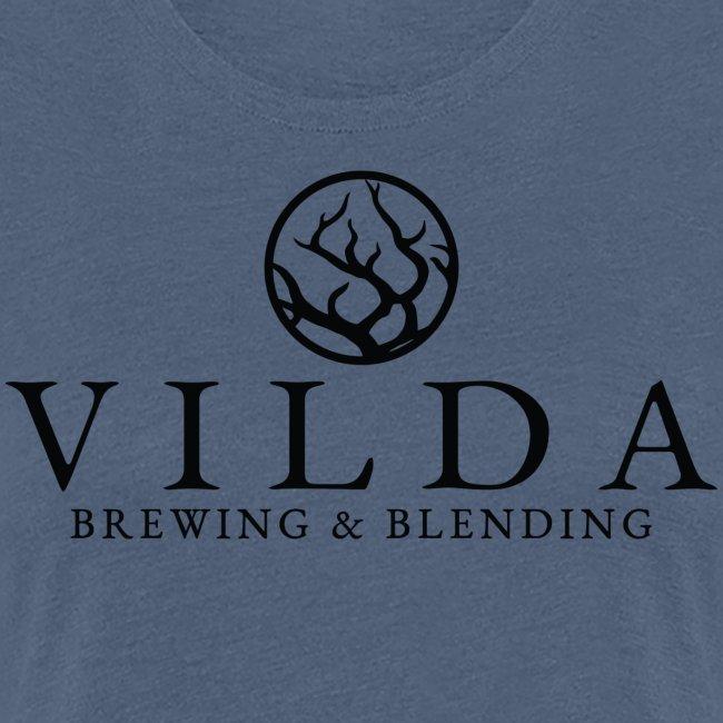Vilda Black Logo