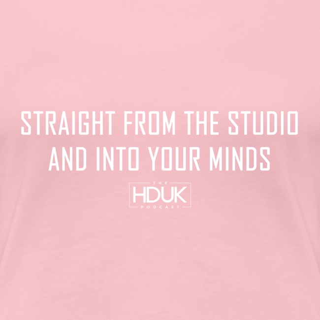 The HDUK Podcast - Straight from the Studio