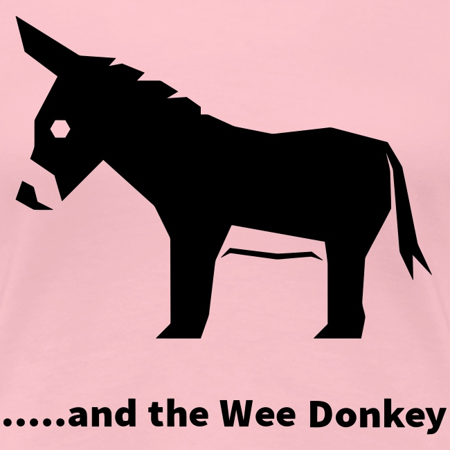 AND THE WEE DONKEY